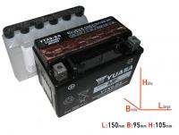 Batterien YUASA