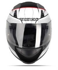 TK41 Frontier schwarz/weiß/rot